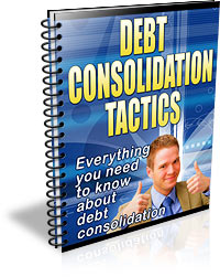 Debt Consolidation Tactics Report